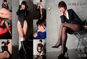 矢代梢 NOBLE LEG vol.01
