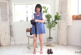[LOVEPOP] 葉月つばさ – wearing tights MOVIE gki0004