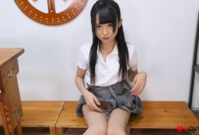 [Lovepop.net] [tr1000618] Kirari Sena 瀬名きらり ☆ Uniform hanging skirt !