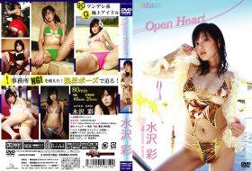 [PCT-0001] Ayame Mizusawa 水沢彩 – Open Heart