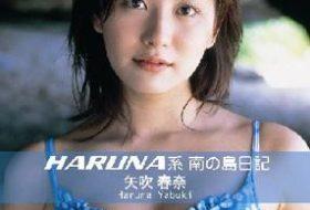 AVBD-34131 Haruna Yabuki 矢吹春奈 テレ朝エンジェルアイ2003 HARUNA系南の島日記